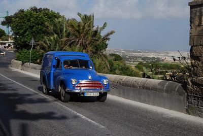 Maltese Moggie Van