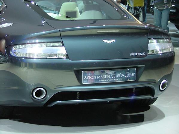 Motor Show 2006, London