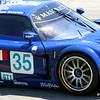 Driven by: Andrea Bertolini (I)/Fabrizio de Simone (I); S10, F7 (3rd in GT1)