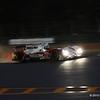 PLM Thursday practice, turn 1; Klaus Graf (pictured) / Lucas Luhr / Romain Dumas; Q2, F32 (DNF, overheating)