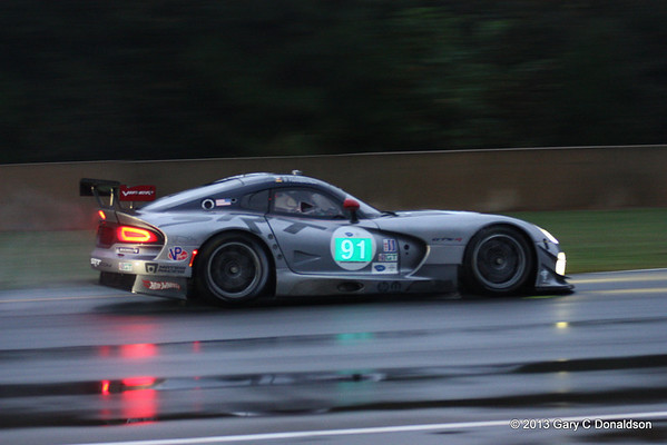2013 Petit Le Mans, Powered by Mazda