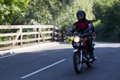 Bikers at Sproughton