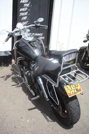 ROCK N REVZ. MOTORBIKE SHOW - The Railway - Ipswick Bike Show