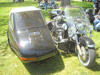 Motorcycle sidecars Paso