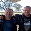 Stephen Coote & Mark  stayed with us at Talafa on the night of 23/08/2010.  Camped in c/van shed