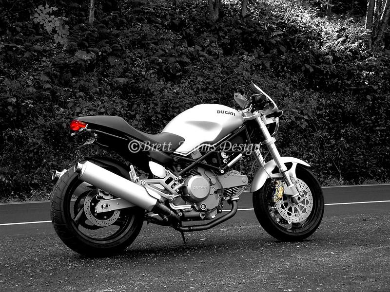 2004 Ducati Monster 620