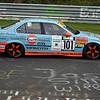 BMW E36 Gulf