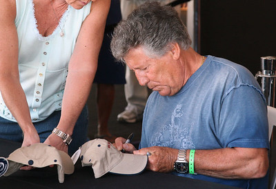 Mario Andretti (I know, I shouldn't have to say who this is, but who knows who looks at these photos).