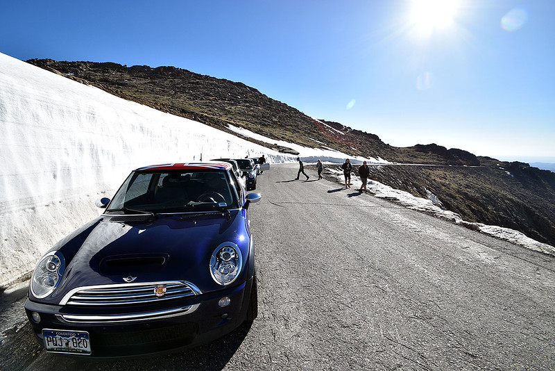 Mount Evans Opening Day 2018.
