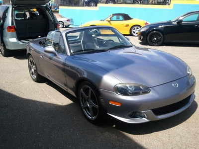 Mazdaspeed MX5