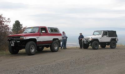 Mt Harris 10-18-2008