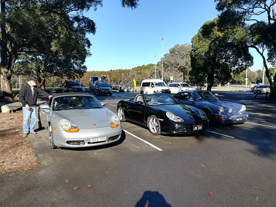 Gathering at Loftus Oval