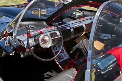 Batmobile   Cockpit