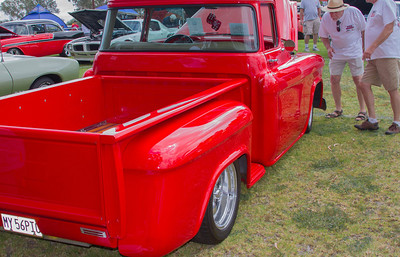 Chevy 1956 Step side Pickup
