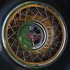 1931 Chrysler Imperial hubcap