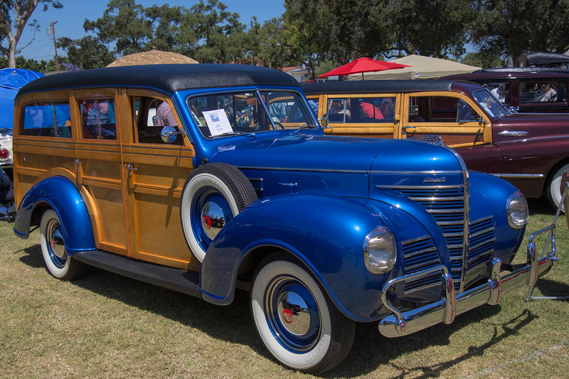 1939 Plymouth Westchester