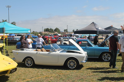 Murrieta's Father's Day Car Show