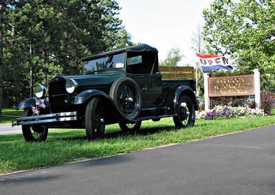 2009 Saratoga Auto Museum / Hemmings Show Snapshots