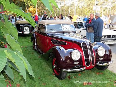 2013 BMW 4th Annual Vintage at Saratoga