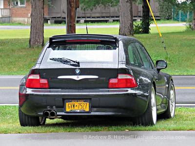 BMW Vintage at Saratoga 2016