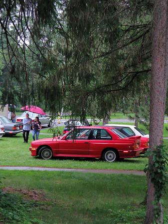 BMW Vintage at Saratoga 2017