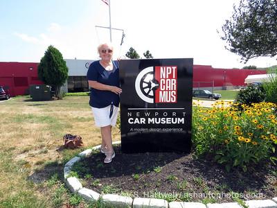 Newport Car Museum August 2018