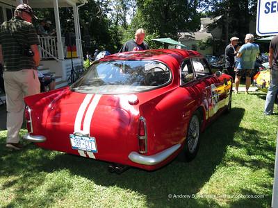 Stony Brook Church Car Show July 30, 2017