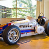 1960 Kuzma dirt track Indy Car owned by JC Agajanian and driven by Parnelli Jones