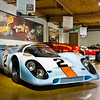 1969 Porsche 917K (917-015) Team Gulf Porsche, winner 1970 Daytona 24 Hrs with Pedro Rodriguez and Leo Kinnunen