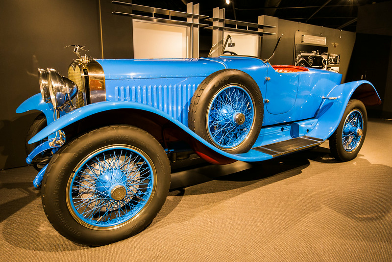 1928 Hispano Suiza H6C