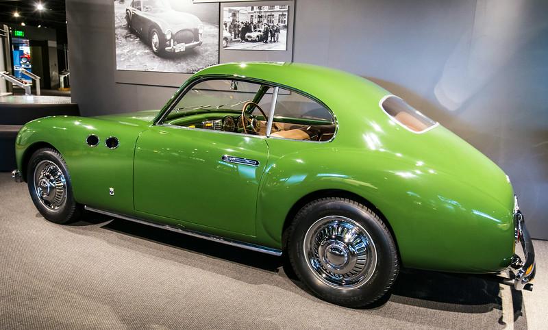 1950 Cistalia Type 202 Pinin Farina