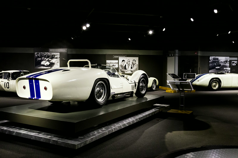Cars of Briggs Cunningham