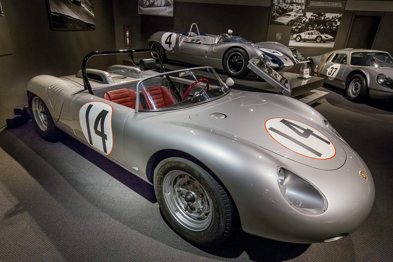 1961 Porsche RS 61L spyder