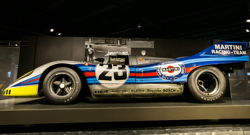 1971 Porsche 917K, winner of Le Mans in 1971