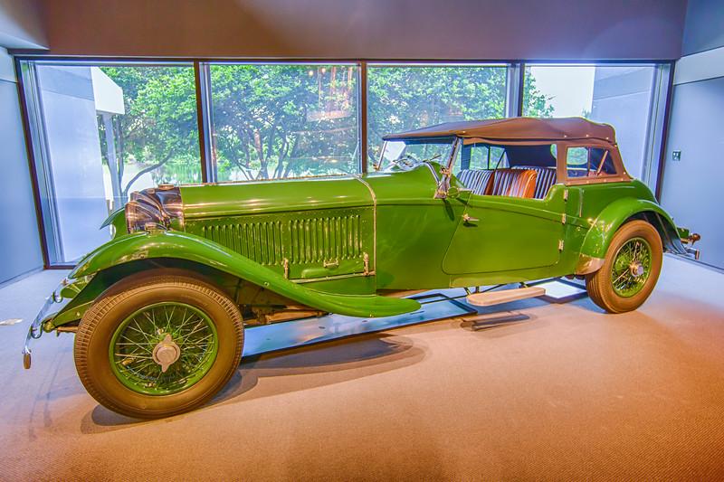1932 Bentley<br /> Type: 8 Litre, Corsica
