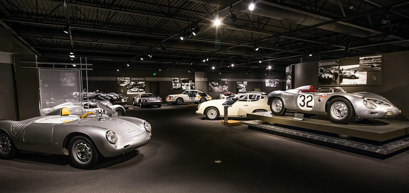 Racing Porsche Collection