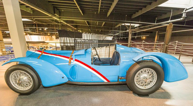 1937 Delahaye Type 145 Grand Prix