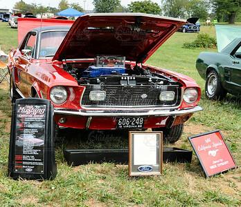 1968 Mustang, California Special