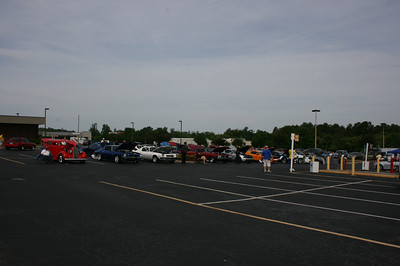 Mustangs of Burlington Show - Burlington, NC - 05/19/2012