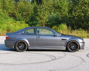 september 4 09 (amesbury, mass) -- side profile shot of the car with coil overs and wheels