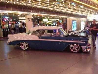 Fremont Experance Display in Las Vegas
