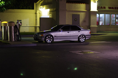 My Car - BMW E36 328i - 1996