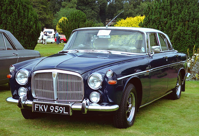 Rover 3.5 Litre Coupe