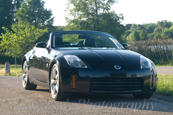 2006 Nissan 350Z Touring Roadster 6spd