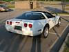 Corvette from the back...