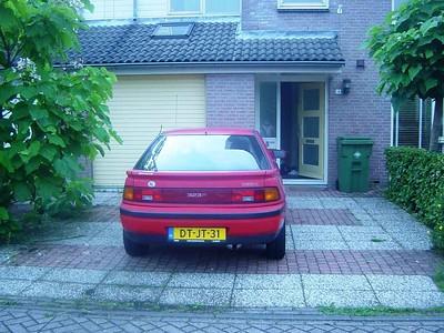 My Mazda 323F