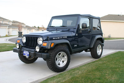 My Newest Jeep!