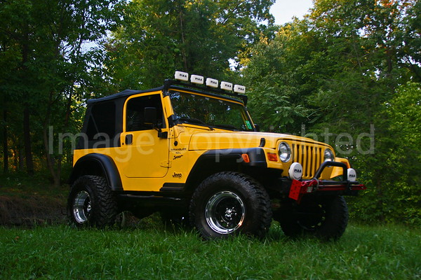 2001 Jeep Wrangler Sport  - SOLD