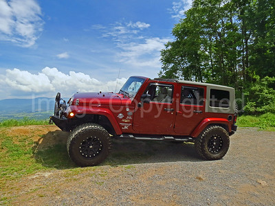 2008 Jeep Wrangler Sahara Unlimited - Sold