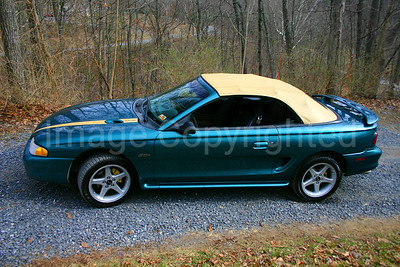 1996 Mustang GT Convertible - SOLD